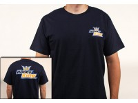 Hobby King T-shirt Navy Blue (Large)