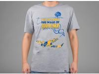 Dipartimento Funzione Abbigliamento Walk of Shame Camicia di cotone (XXXL)