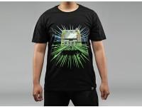 Dipartimento Funzione Abbigliamento KK Consiglio camicia di cotone (Large)