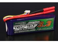 Turnigy nano-tech 3300mAh 4S 25 ~ 50C Lipo Confezione