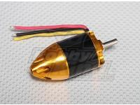Warhead 3545-1350KV EDF 90 millimetri Motore