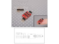 Dipartimento Funzione Pubblica XP 3A 1S 0.7g Brushless Speed Controller