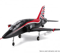 BAE Hawk 64mm EDF Jet 750mm EPO w/Fan & ESC ARF
