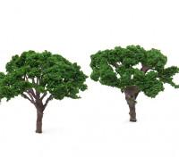 HobbyKing™ 100mm Scenic Wire Model Trees N175-100 (2 pcs)