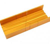 Zona sottile scanalatura di alluminio mitra Box
