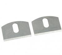 Zona di precisione Spoke Shave sostituzione delle lame (2 pezzi)