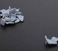 Pin Corni L20xW15xH11.52 (4 fori) 10pcs / set