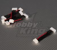 Femminile JST-XH <-> Male Thunderpower 4S 5cm (5pcs / bag)