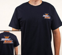 Hobby King T-shirt Navy Blue (X-Large)
