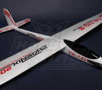 Phoenix 2000 EPO composito R / C aliante (PNF)