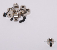Landing Gear Wheel Set stop collare 9x4.1mm (10pcs)