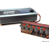 Dipartimento Funzione Pubblica PowerStrip - protetto da fusibile scheda di distribuzione