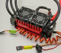 Turnigy Trackstar 1 / 5th scala 200amp Sensorless 8s Opto auto ESC