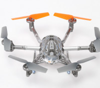 Walkera QR Y100 Wi-Fi FPV Mini HexaCopter IOS e Android compatibile (Modalità 2) (pronto a volare)