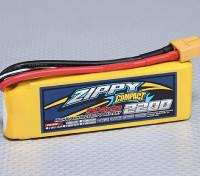 ZIPPY Compact 2200mAh 2S 25C Lipo Confezione