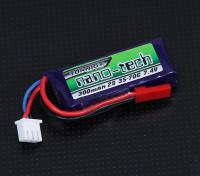 Turnigy nano-tech 300mAh 2S 35 ~ 70C Lipo Confezione
