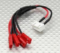Power Distribution piombo JST-XH per JST LED (4 JST)