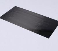 In fibra di carbonio foglio 0,3 millimetri * 300mm * 150 millimetri