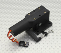 Ruotino anteriore Servoless Ritrarre con Metal Snodo 33 millimetri x 35mm Monte