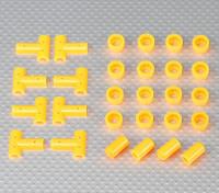 Titolare Turnigy HAL carrello di atterraggio (4 set)