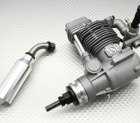 ASP FS52AR quattro tempi Motore di incandescenza