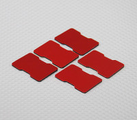 ZYX Flybarless sistema Gyro Rilievo di montaggio (5pcs / bag)