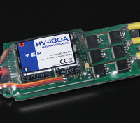 Dipartimento Funzione Pubblica YEP 180A HV (4 ~ 14S) Brushless Speed Controller (opto)