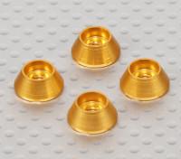 Lega Cono Rondella (oro) (4 pezzi)