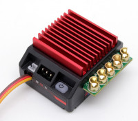Trackstar GenII 120A 1 / 10th scala Sensored Brushless auto ESC (ROAR / BRCA approvato)