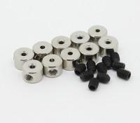 Landing Gear Wheel Set stop collare 6x1.1mm (10pcs)