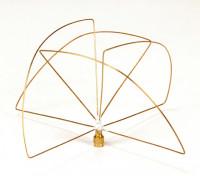 900Mhz circolare polarizzata antenna del ricevitore (RP-SMA) (LHCP) (Short)
