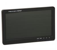 10.1 pollici 1024 x 600 FPV HD LED monitor con tettoia parasole e treppiede FieldView 1010