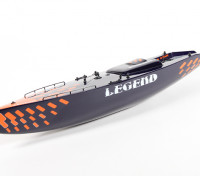 RC Sailboat Legend - Hull (Include due servi)
