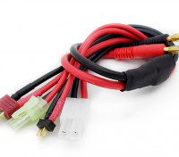 Tamiya e T-connettore Plug Adapter Multi Charge