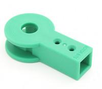 RotorBits 'Y' Motor Mount (Universal) (verde)