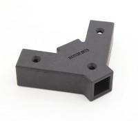 RotorBits 45 gradi Y Connettore 2 facciate (nero)