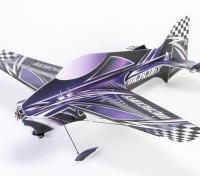 Mercury 3D piatto di schiuma Depron 900 millimetri w / Motore (Kit)