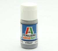 Italeri vernice acrilica - Grauviolett RLM 75