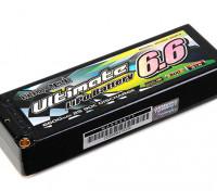 Turnigy nano-tech ultimo 6600mah 2S2P 90C Hardcase Lipo Pack (ROAR e BRCA approvato)