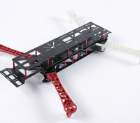Dipartimento Funzione Super-H 600 QuadCopter (KIT)
