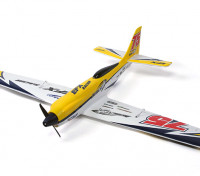 Durafly ™ EFX Racer High Performance Sport Model (PNF) - Giallo Edizione