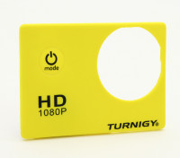 Turnigy ActionCam Faceplate sostituzione - Giallo