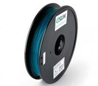 Filament stampante ESUN 3D Verde 1,75 millimetri PLA 0.5KG Spool