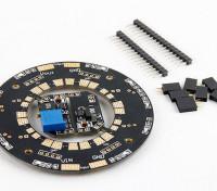 Universali 12-way Hub 120A Multirotor Power Distribution W / LED e doppia BEC