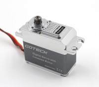 Goteck HC2621S HV digitale MG metallo Cased High Torque Servo 23 kg / 0.10sec / 77g