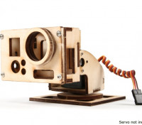 Thrifty giunto cardanico per la macchina fotografica GoPro3