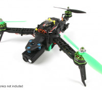 Quanum Trifecta Mini pieghevole Tricopter Frame (KIT)