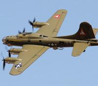 Dipartimento Funzione Pubblica ™ mini bombardiere B-17 EPO 745 millimetri (bind & fly)