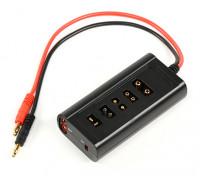 Turnigy Multi-Plug Batteria adattatore di ricarica