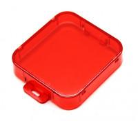 Lens Filter rosso per GoPro Eroe 3plus